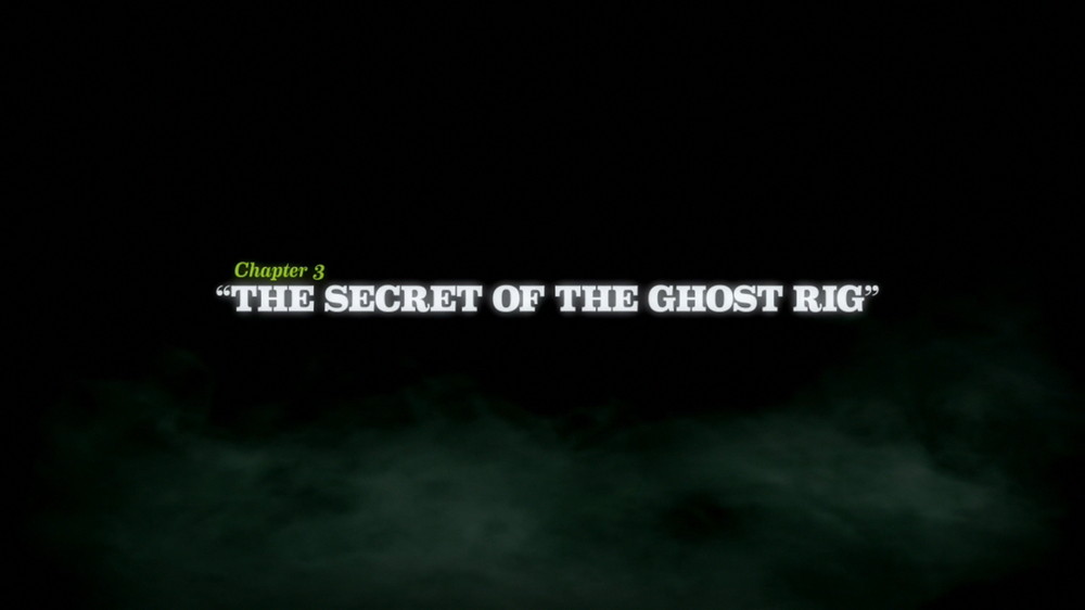 "Scooby-Doo! Mystery, Inc.  - Season 1, Episode 3: ""Secret of the Ghost Rig"" - Title Animation by Unknown"