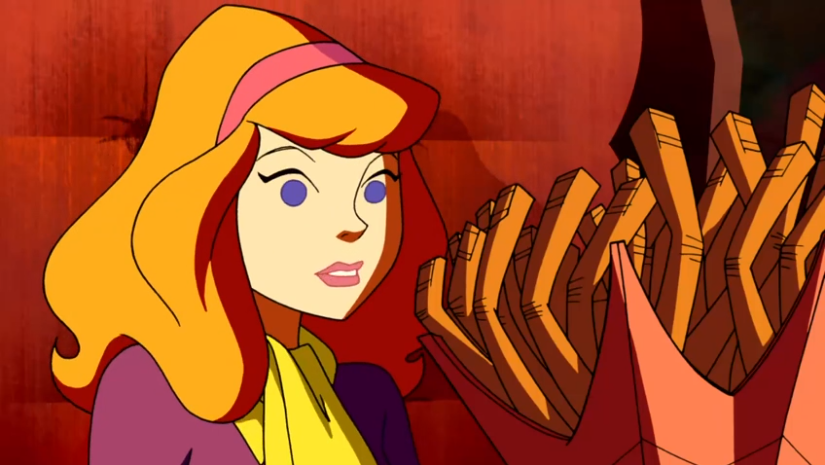 Given that the only other option was Tater Toes, Daphne clearly made the right choice with Finger Fries.