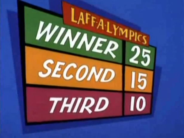 Wouldn't it be way cooler if, instead of gold, silver, and bronze, the Olympics ranked winners by traffic light color?