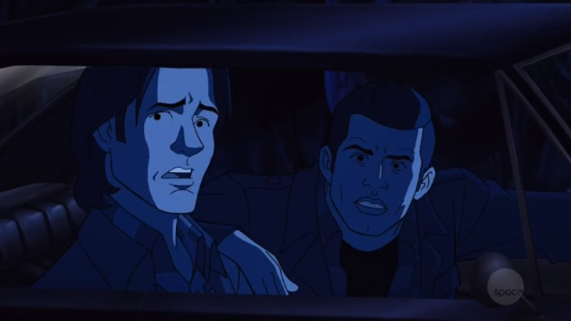 This moment is featured centrally in my ScoobyNatural Slash Fiction.  Read and subscribe at www.samanddeandothingsbrothersshouldntdo.biz  Sponsored by Squarespace!