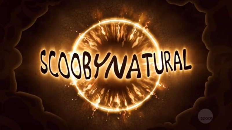 """Supernatural  - Season 13, Episode 16: """"Scoobynatural"""" - Title Animation by Unknown"""