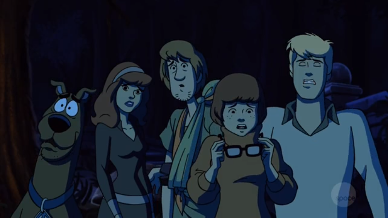 The gang is informed that  Be Cool, Scooby-Doo! has been cancelled.