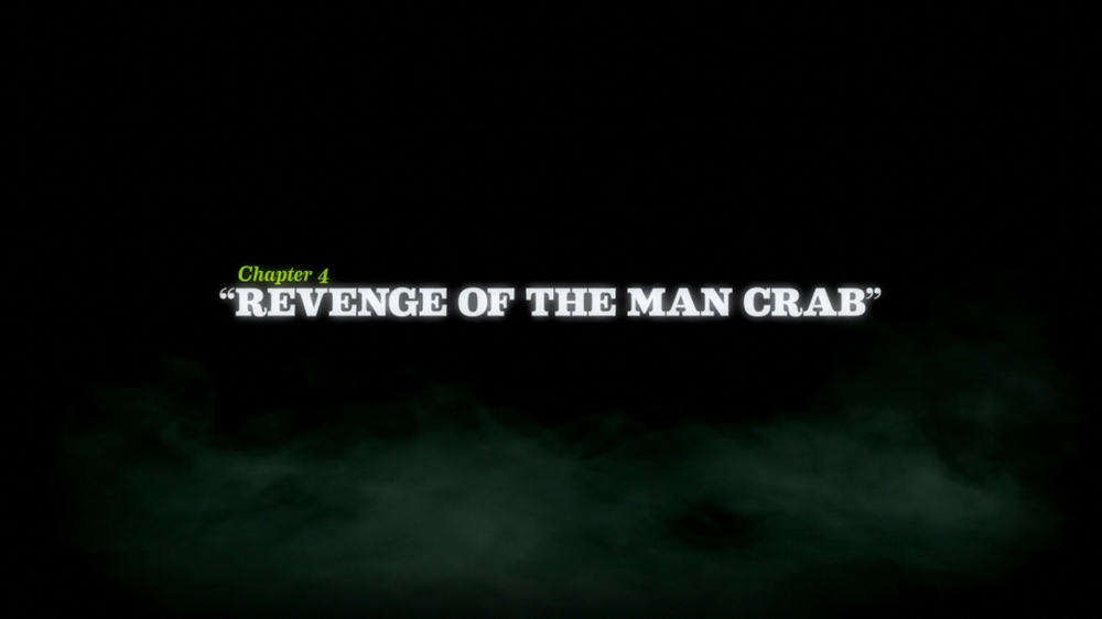 """Scooby-Doo! Mystery, Inc. - Season 1, Episode 4: """"Revenge of the Man Crab"""" - Title Animation by Unknown"""
