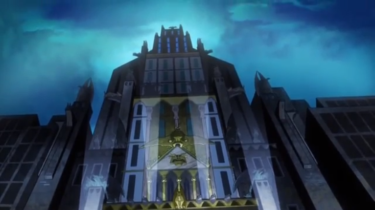 Pictured: The Wayne Manor on Prom Night.