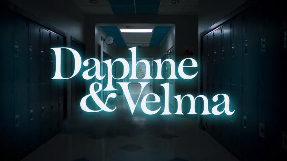 Daphne & Velma  - Title Card