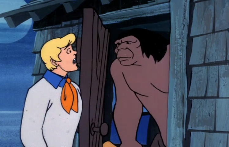 Scooby Doo 's first portrayal of a person of color has not aged particularly well.