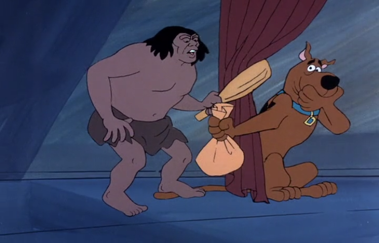 In Neanderthal culture it's actually tradition to offer new acquaintances a hefty sack of puke.