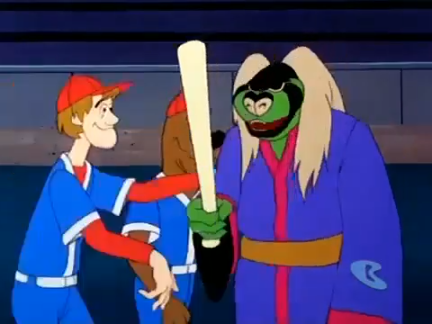 I worry this episode might have given people the unrealistic impression that baseball can, in some contexts, be fun.