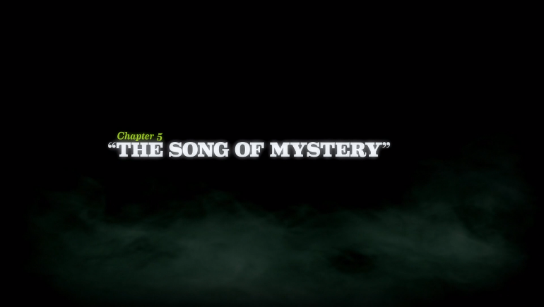 """Scooby-Doo, Mystery Incorporated  - Season 1, Episode 5: """"The Song of Mystery"""" - Title Animation by Unknown"""