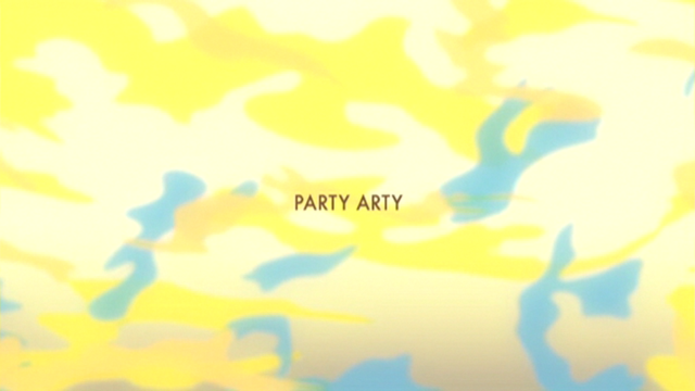 """Shaggy & Scooby-Doo Get a Clue!  - Season 1, Episode 4: """"Party Arty"""" - Title Animation by Unknown"""