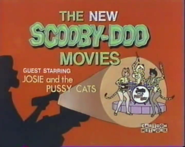 "The New Scooby-Doo Movies  - Season 2, Episode 2: ""The Haunted Showboat"" - Title Card by Unknown"