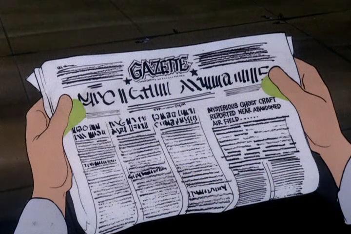 """Extra! Extra! Read all about it! MRCIIGTIIIII MWaIIIIII5!"""