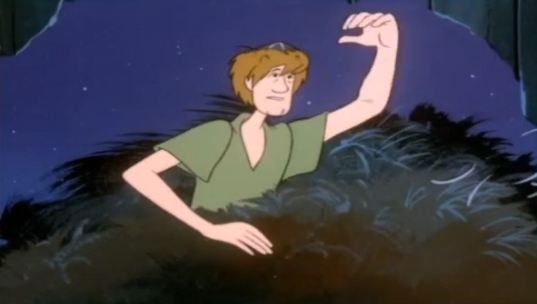 Much like his vegetarianism, Shaggy's Jewish heritage was also quietly retconned in later iterations of the show.
