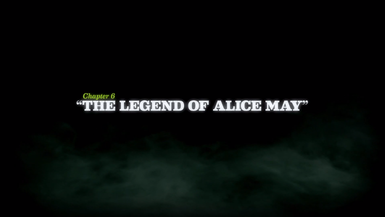 """Scooby-Doo! Mystery Incorporated  - Season 1, Episode 6: """"The Legend of Alice May"""" - Title Animation by Unknown"""