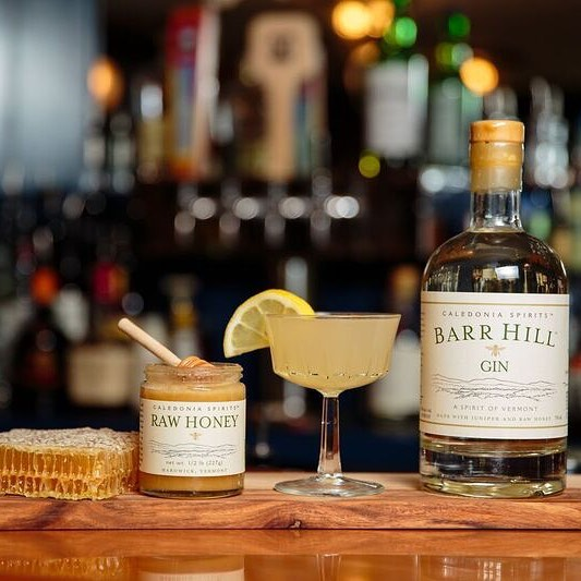 We are excited to be partaking in this year's #BeesKneesWeek with @barrhillgin 🐝 . We will be serving up 2 cocktails this week at our @orthewhalepgh bar + @evangelinepgh, with proceeds going towards educating children on the importance of bees. Buzz on through, we hope to see you! 🐝 . #orthewhalepgh #pittsburgh #downtownpgh #pgh #412 #downtownpittsburgh #pgheats #eatpgh #goodfoodpgh #eeeeeats #pittsburghfood #pghdrinks #pittsburghdrinks #pghfood #happyhour #pittsburghcocktails #cocktails #savethebees #beesknees #honey #uhhuhhoney #barrhill #barrhillgin #gin