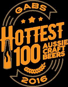GABS HOTTEST 100 AUSSIE CRAFT BEERS