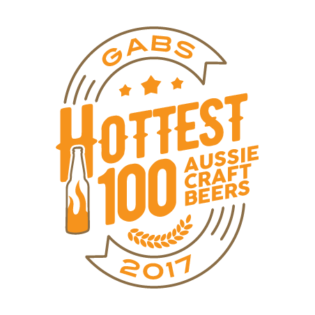 GABS Hottest 100 Craft Beers 2017 AUS LOGO (WHITE COLOUR).png