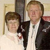 Founding caller Earl & Lorraine Kinsey