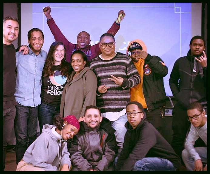 Past Events - d/b/a: Ed Sullivan Fellows, Hip Hop Hacks, MAD AcademyMusEDLab, VTrails Music, The Digilogue Series