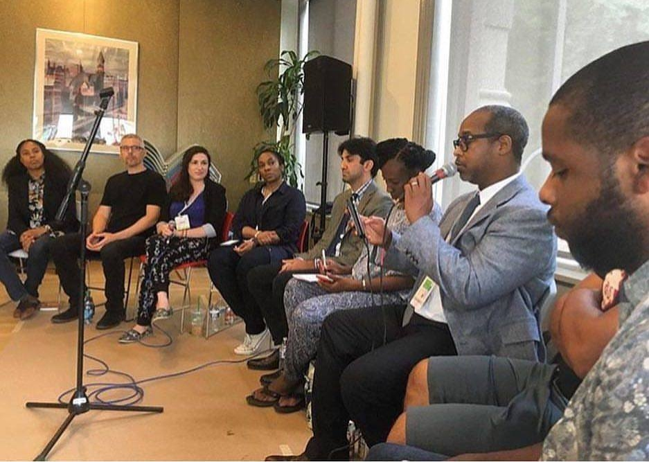 Hip Hop and Culturally Responsive Music Education Panel, NYU IMPACT Conference 2017