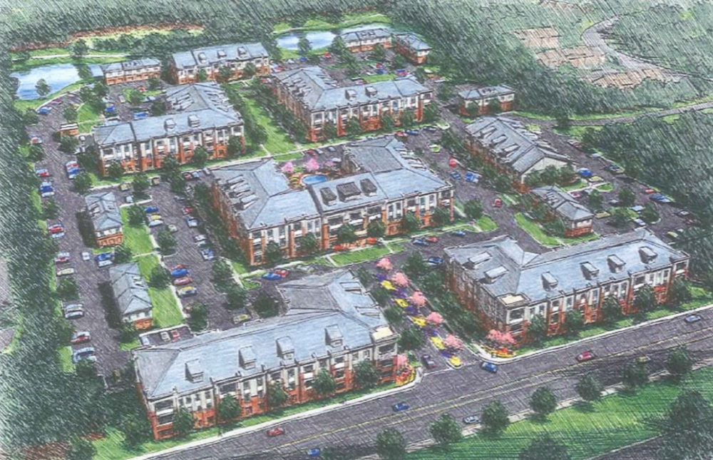 Matthews, NC-275 Units-December 2016 Construction Start/ Initial Occupancy Early 2018