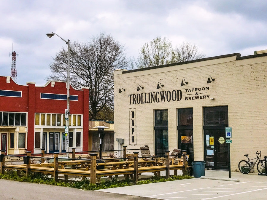 Trollingwood Taproom & Brewery