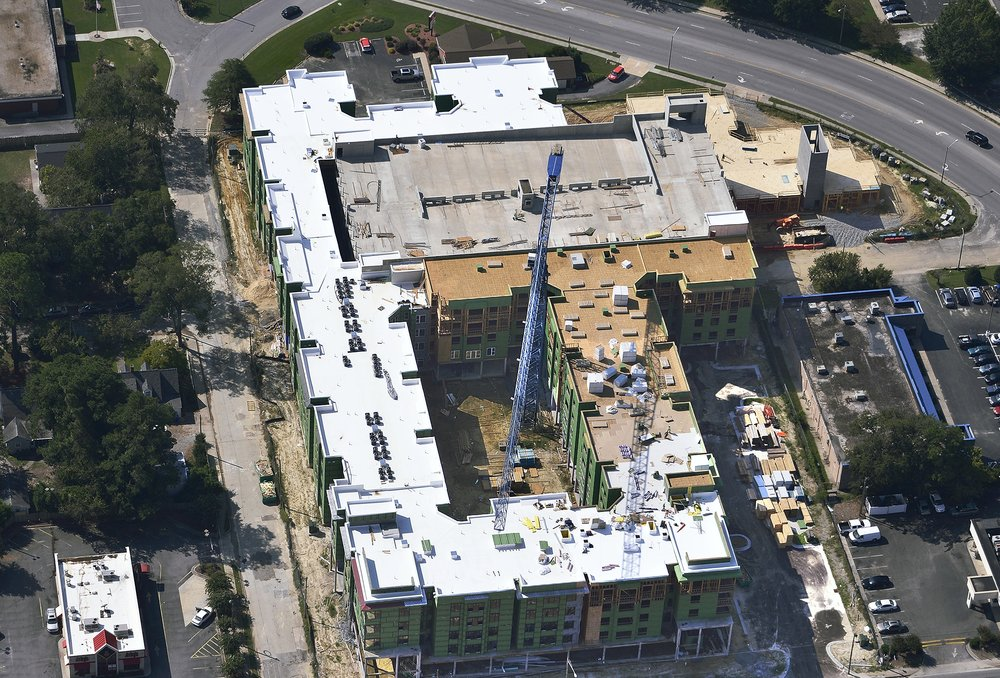 Proximity at 10th Street Student Housing Greenville Taft Construction Group.jpg