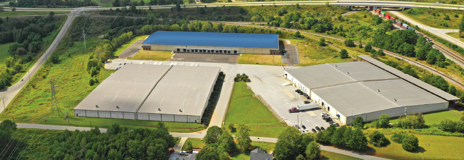 Inland Distribution Center brings newly constructed ±100,000 square-feet of Speculative Building to serve the progressive business environment of the Upstate region