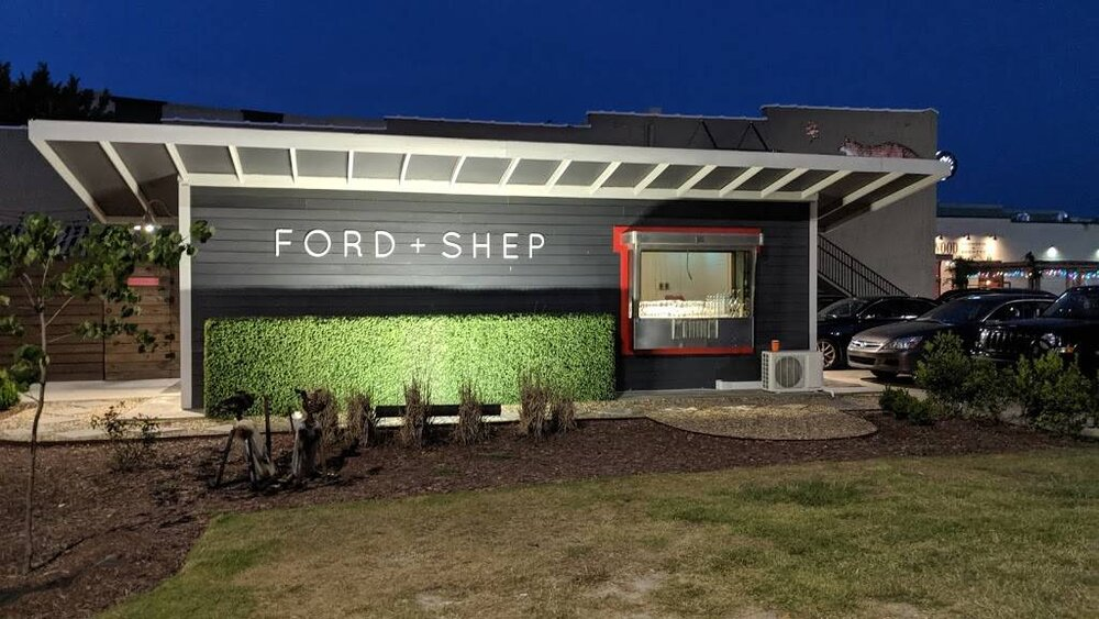 Ford + Shep
