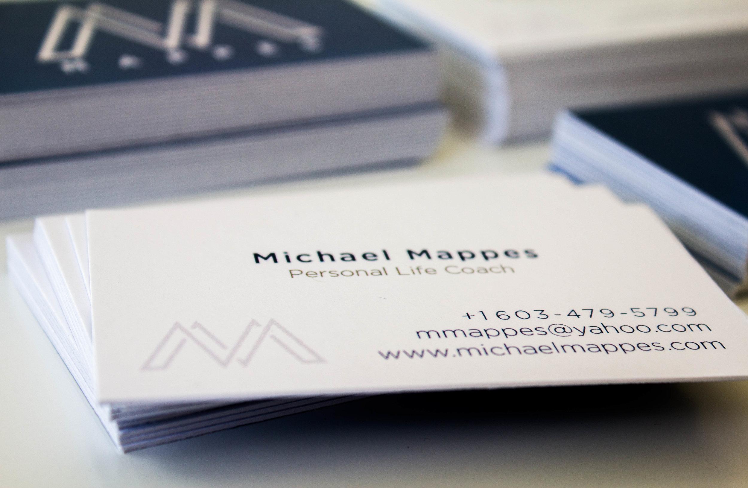 mappes life coach — berman design