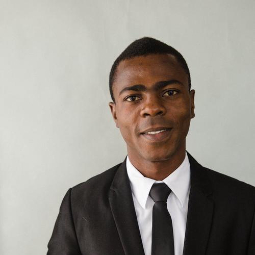 Darius Agbeko Kokou Dzadu   Justice Advocate, Captain of All Black Football Club