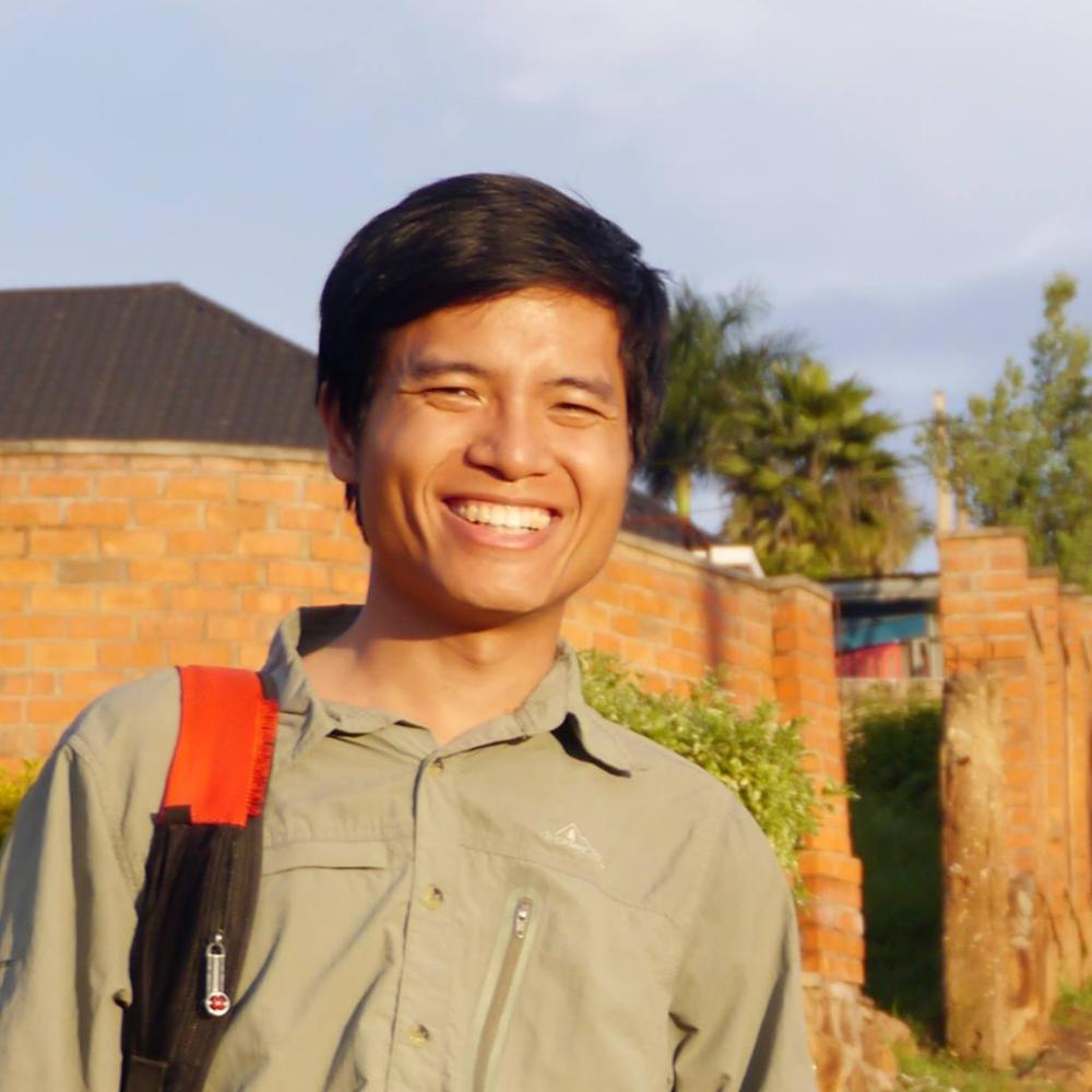 Edward K. C. Lai   Senior Communications Officer of CEDAR Fund