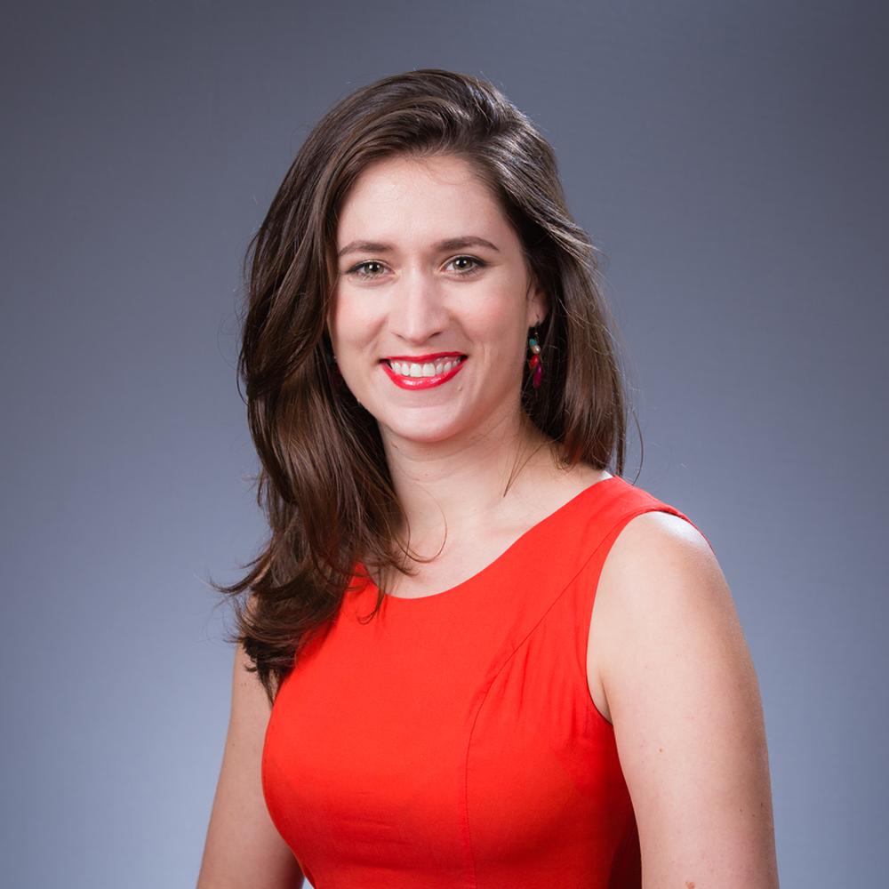 Victoria Wisniewski Otero   Founder of Resolve Foundation Hong Kong