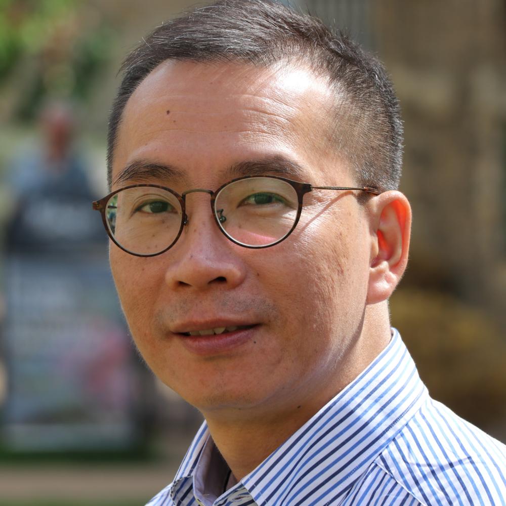 Raymond Kwong   Chief Executive of CEDAR Fund