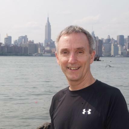 Steve Gaultney   Senior Pastor at Community Church Hong Kong