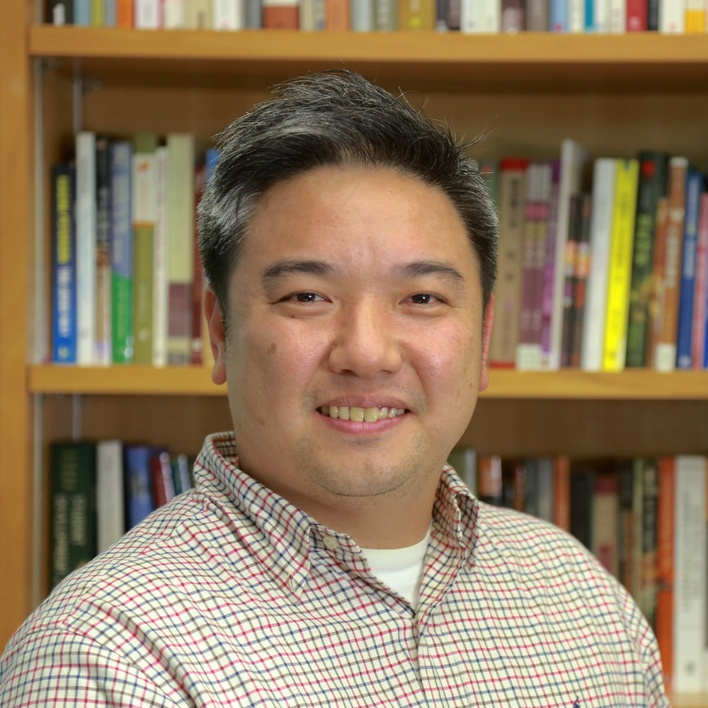Jonathan Choi   Director of Ministry Development of Youth Global Network and Clinical Psychologist