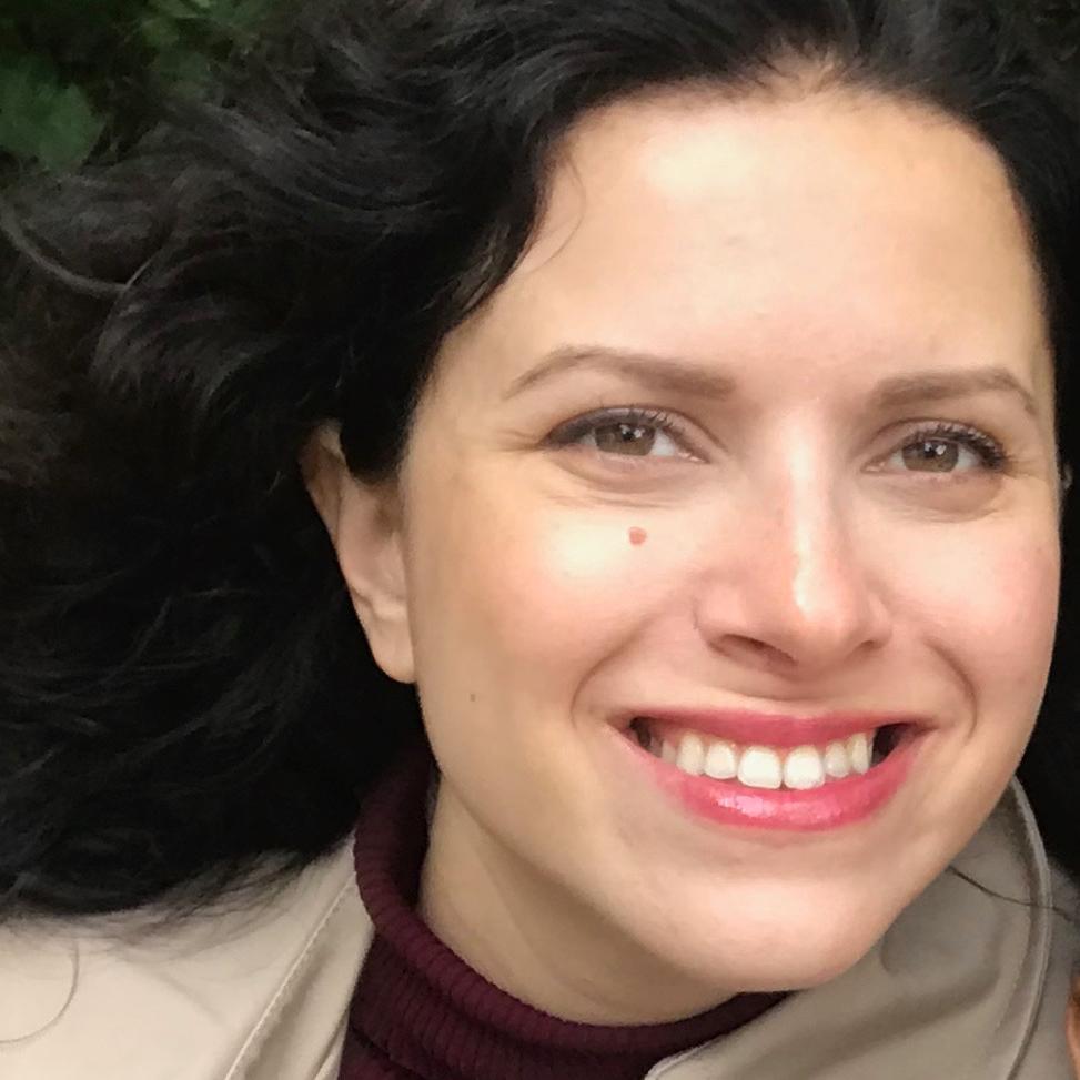 Marina Kobzeva, Quality and Accountability Lead, Tearfund
