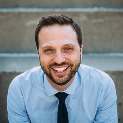 Scott Holdman Director of the Impact Institute, Unseen Partner Coach