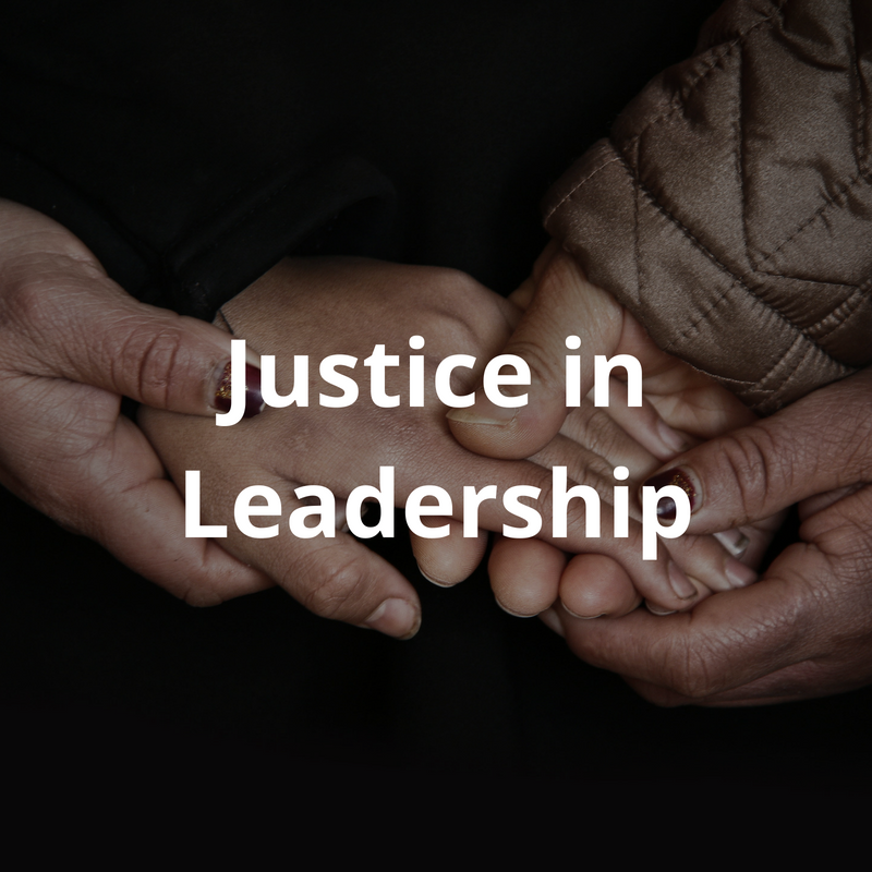 Leadership is highly valued in church, NGOs and businesses. Leadership in NGOs is often based on conviction and calling rather than business acumen and skills. Leadership in business is often based on success and career achieved at any cost. What justice issues affect our leadership roles? How does dedication interact with professionalism and training to produce leadership excellence?