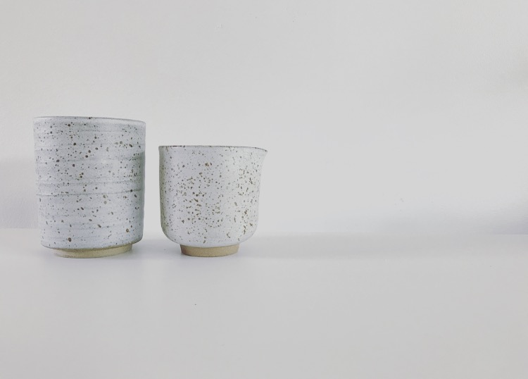 Handmade Pottery Cups