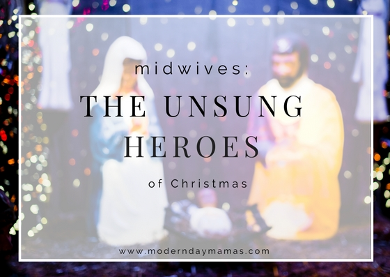 Midwives are the unsung heroes of Christmas
