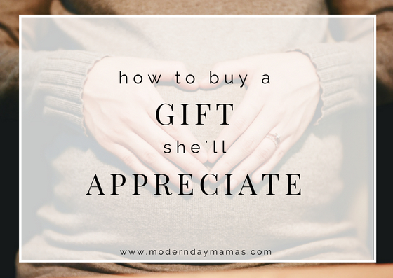 How to buy a gift a new mum will love