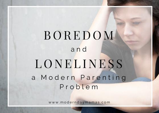 A modern parenting problem
