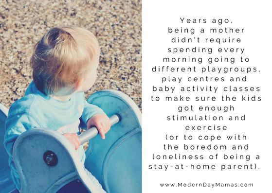 modern parenting problems