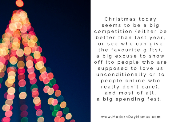 Modern Christmas