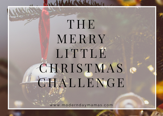The Merry Little Christmas Challenge