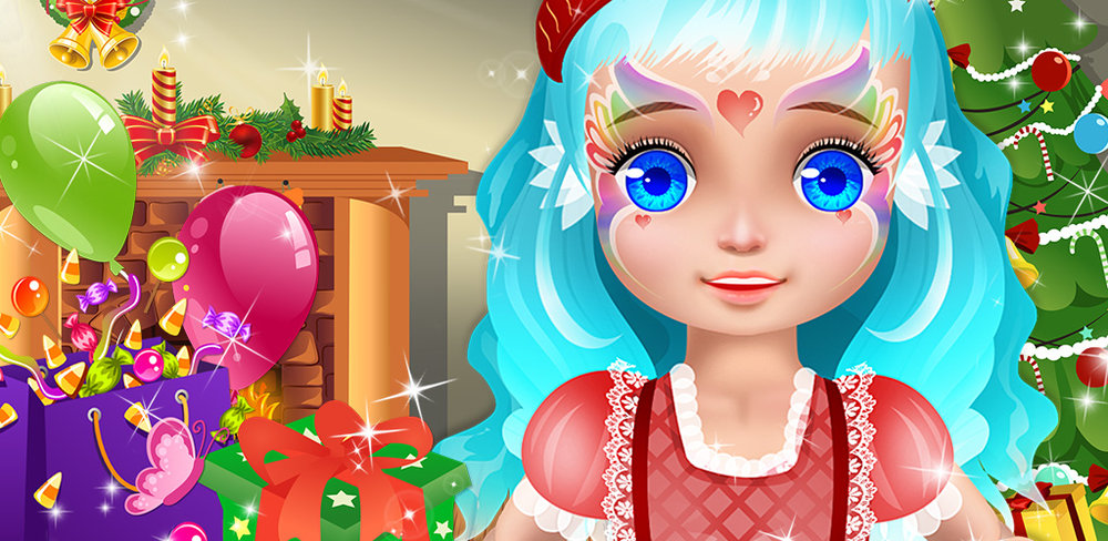 My Christmas Doll: Girls Games  Get a head start on the holiday with My Christmas Doll, a fashion style, makeup and dress up game made just for girls! You get all the parts you need to create a brand new doll from scratch.