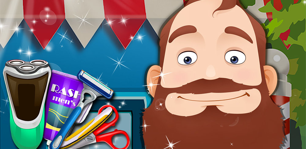 Celebrity Shave - Kids Games  With this game you can learn how to get super clean shaves without any mess at all! Don't need to clean up, don't need to worry about any mistakes because you can try again and again!