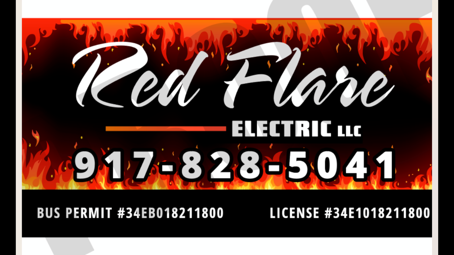 Red Flare Electric's Company logo