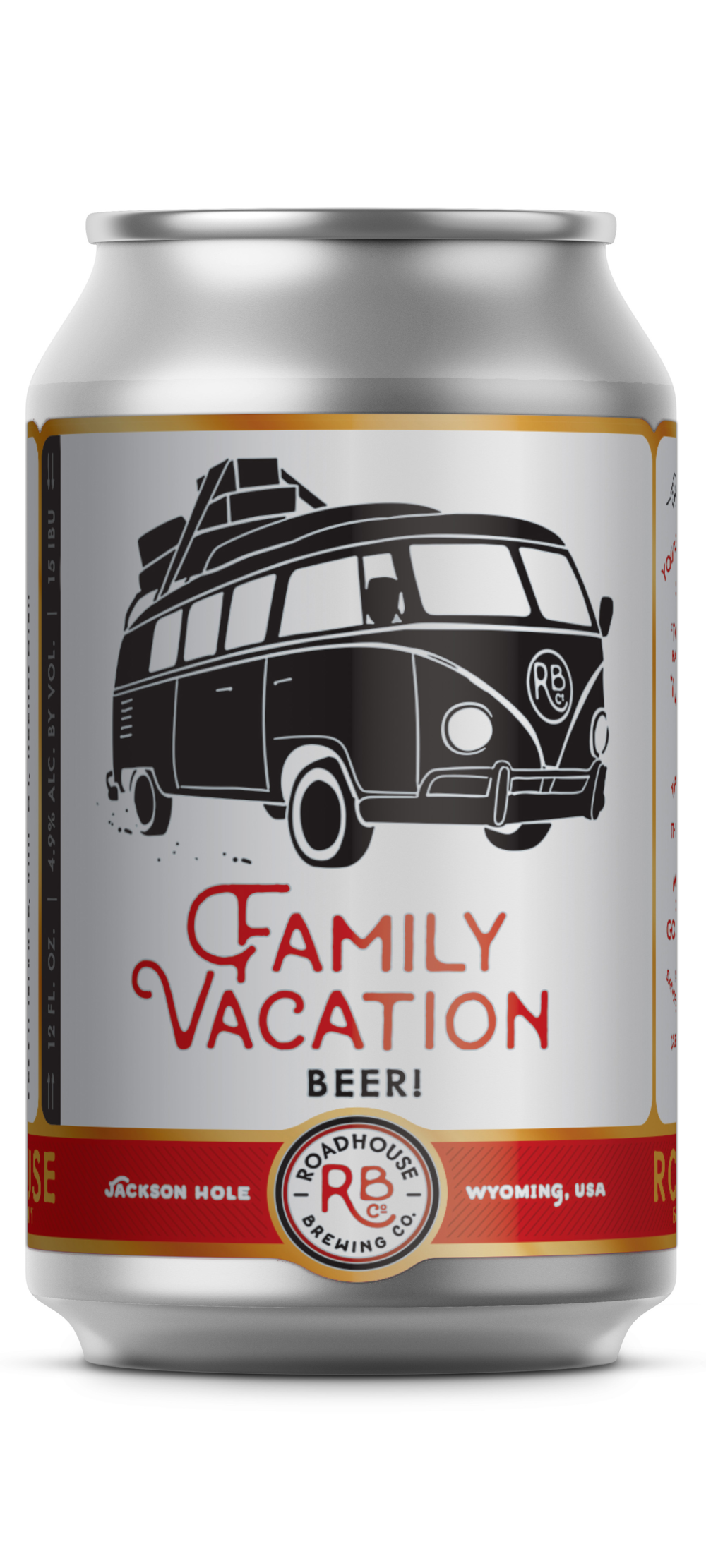 Family Vacation Beer